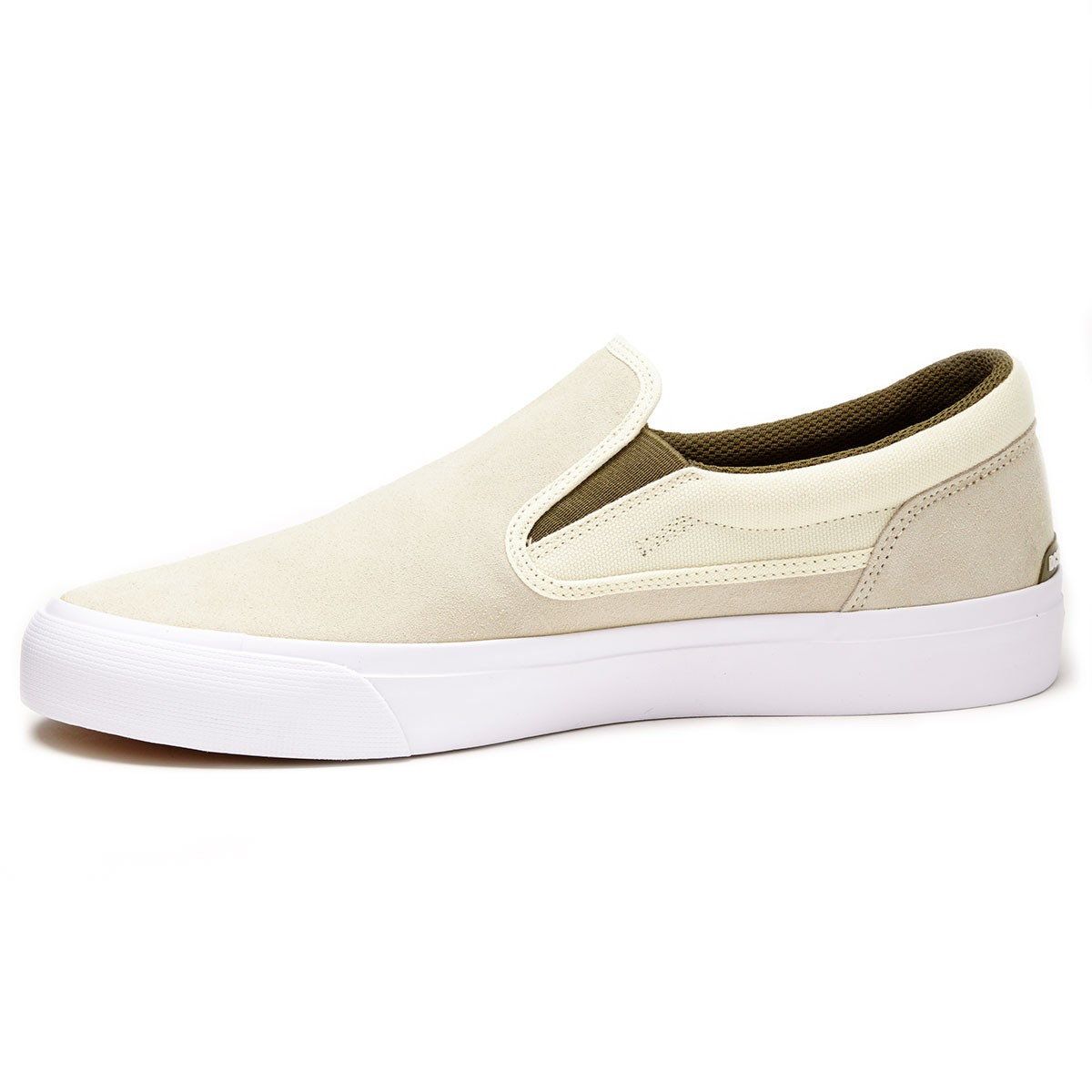 dc trase slip on shoes
