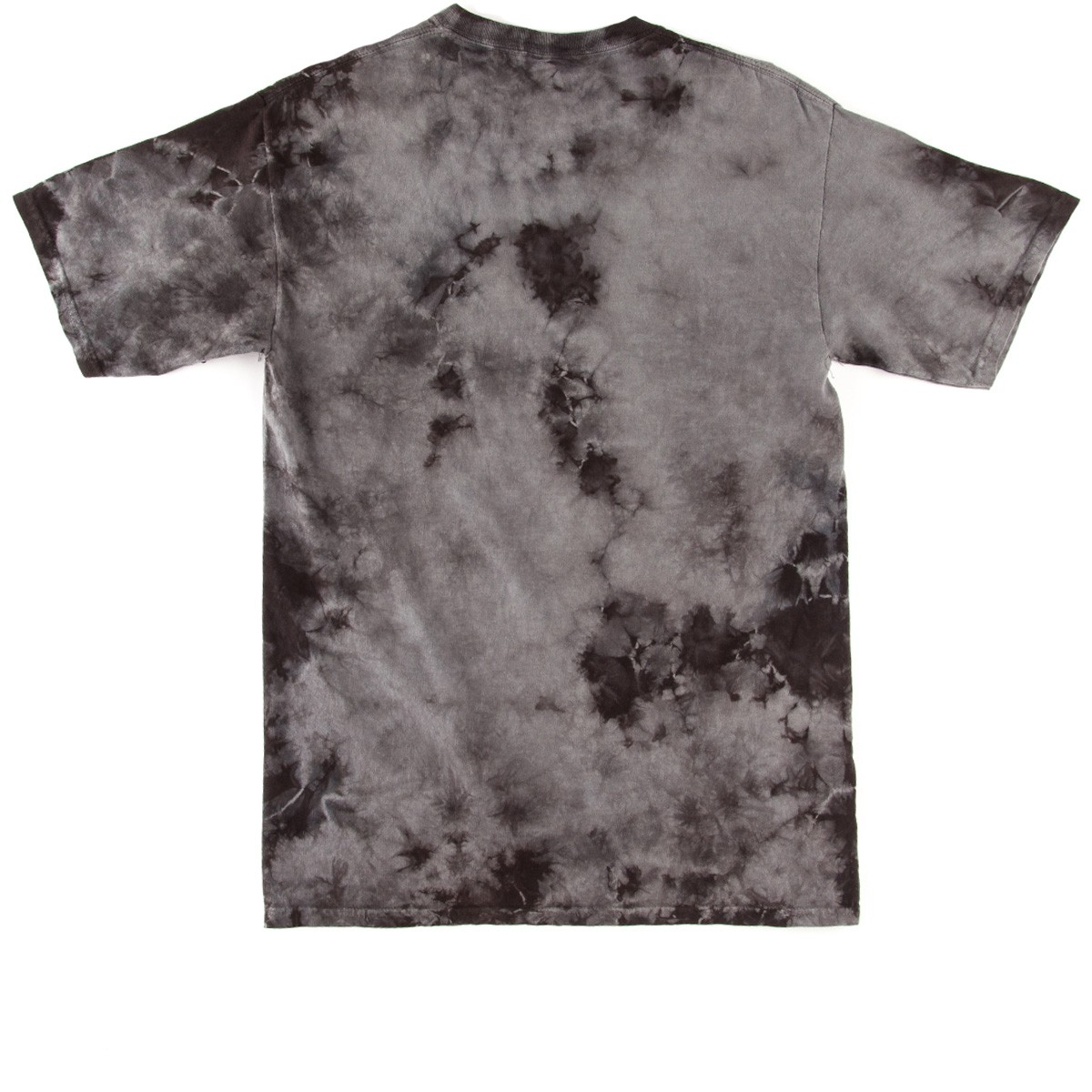 Divison T-Shirt - Black Acid Wash