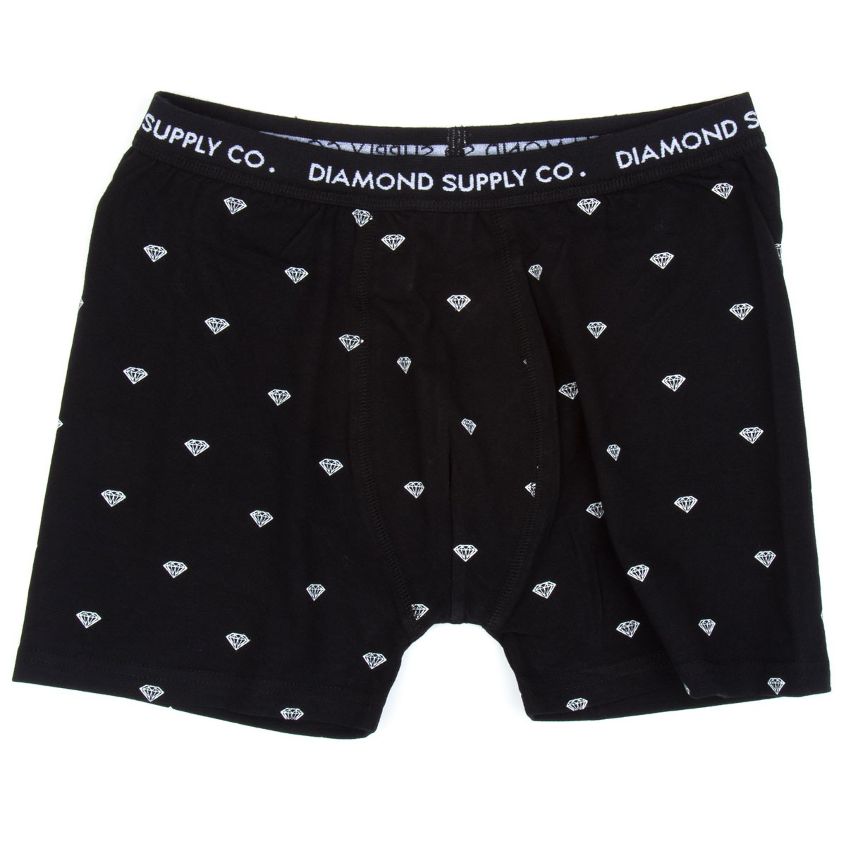 Diamond Supply Co. Brilliant Knit Briefs - Black
