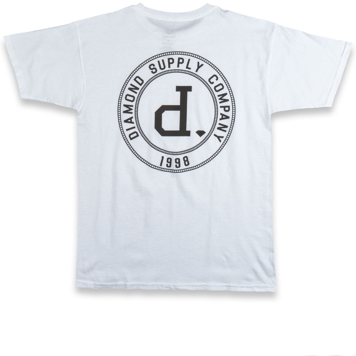 Diamond Supply Co. College Seal T-Shirt - White