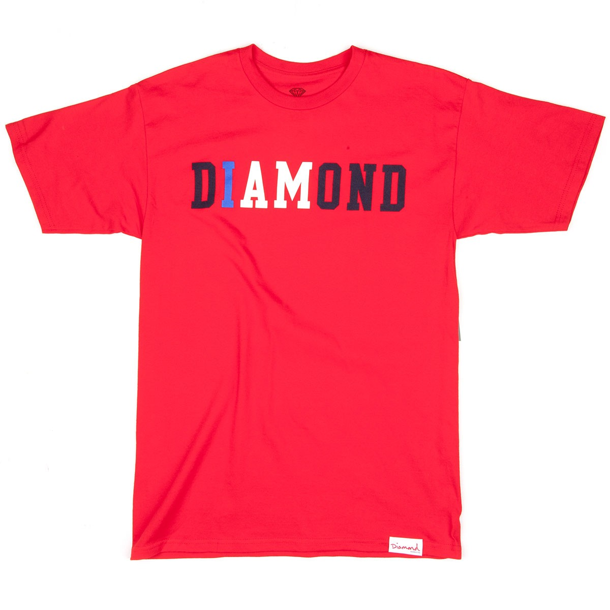 Diamond Supply Co. I Am T-Shirt - Red