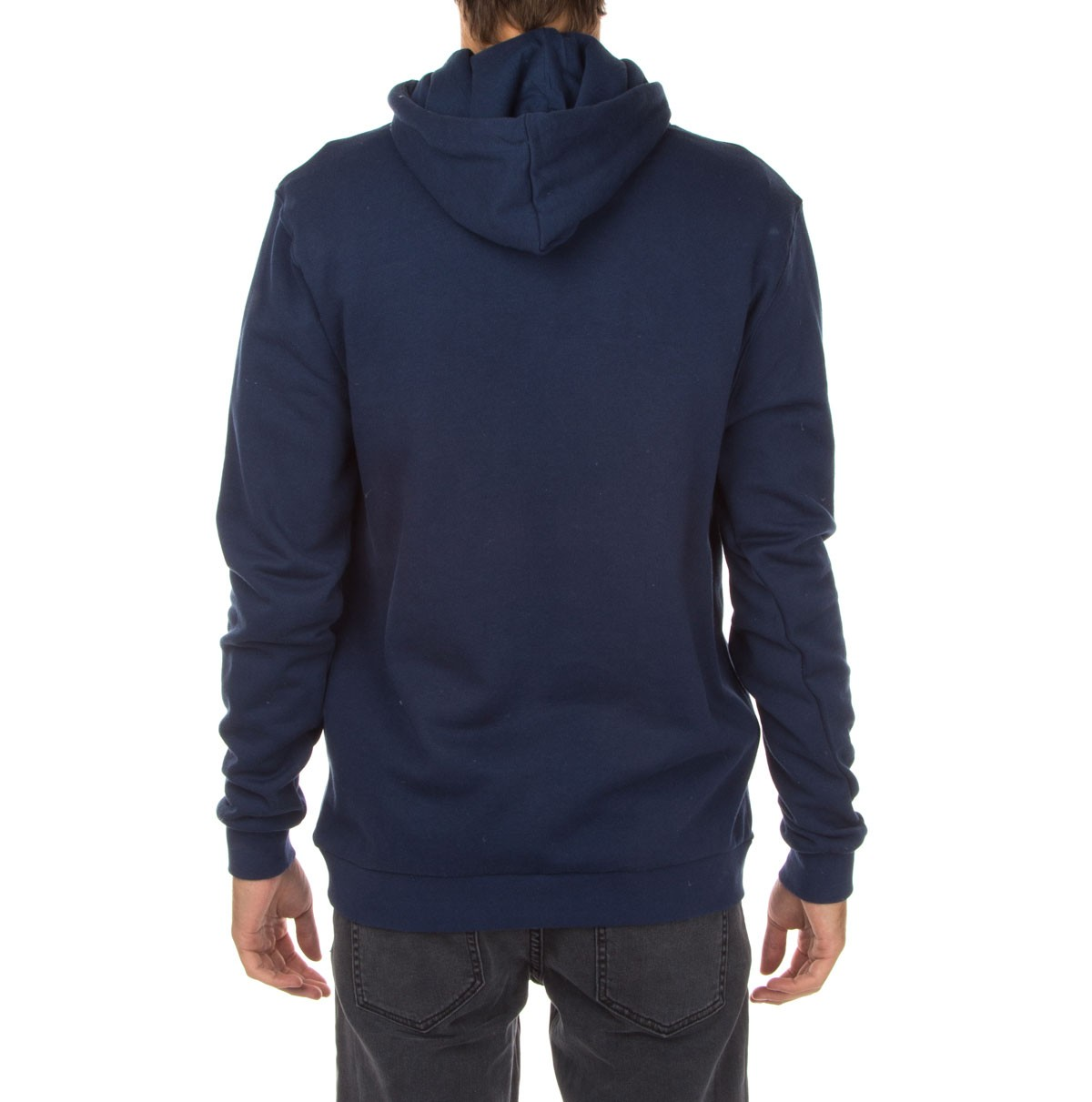 Supply Co. Un-Polo Pullover Hoodie - Navy