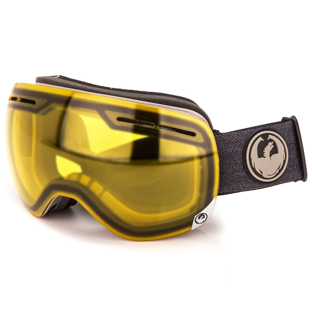 Dragon X1s Snowboard Goggles - Verse/Transition Yellow