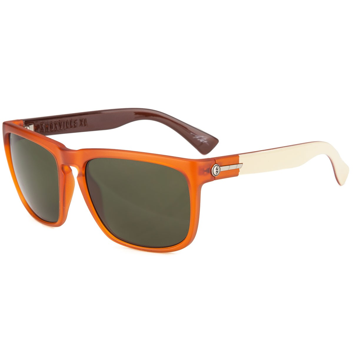 Electric Sunglasses Knoxville  knoxville xl sunglasses orange glass melanin grey