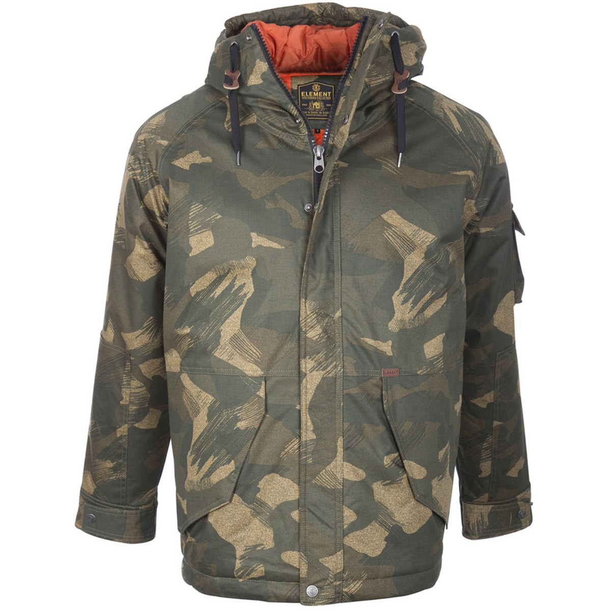 Element Holman Jacket - Camoflauge
