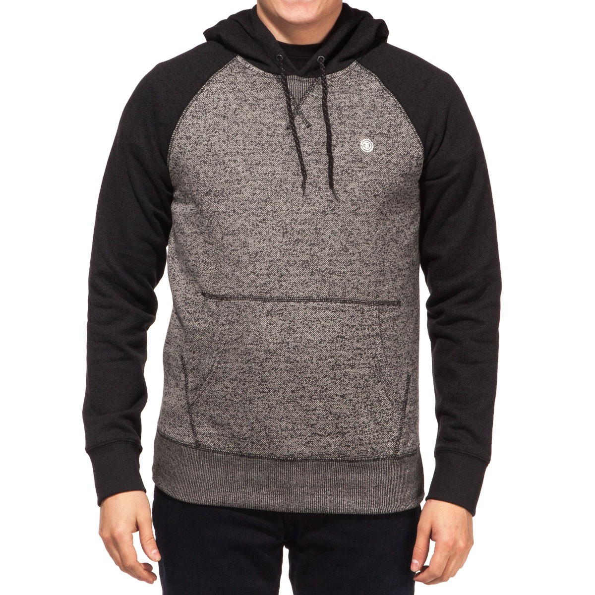 Element Meridian Pullover Hoodie - Dark Charcoal