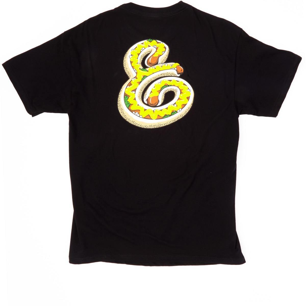 Expedition Ex Hot Dog T-Shirt - Black