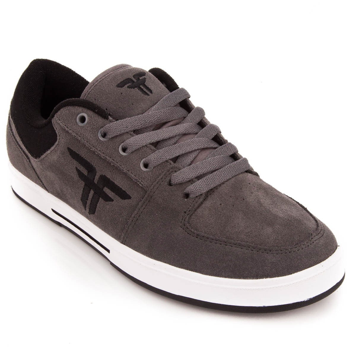 Fallen Patriot Shoes - Ash Grey/Black - 13.0