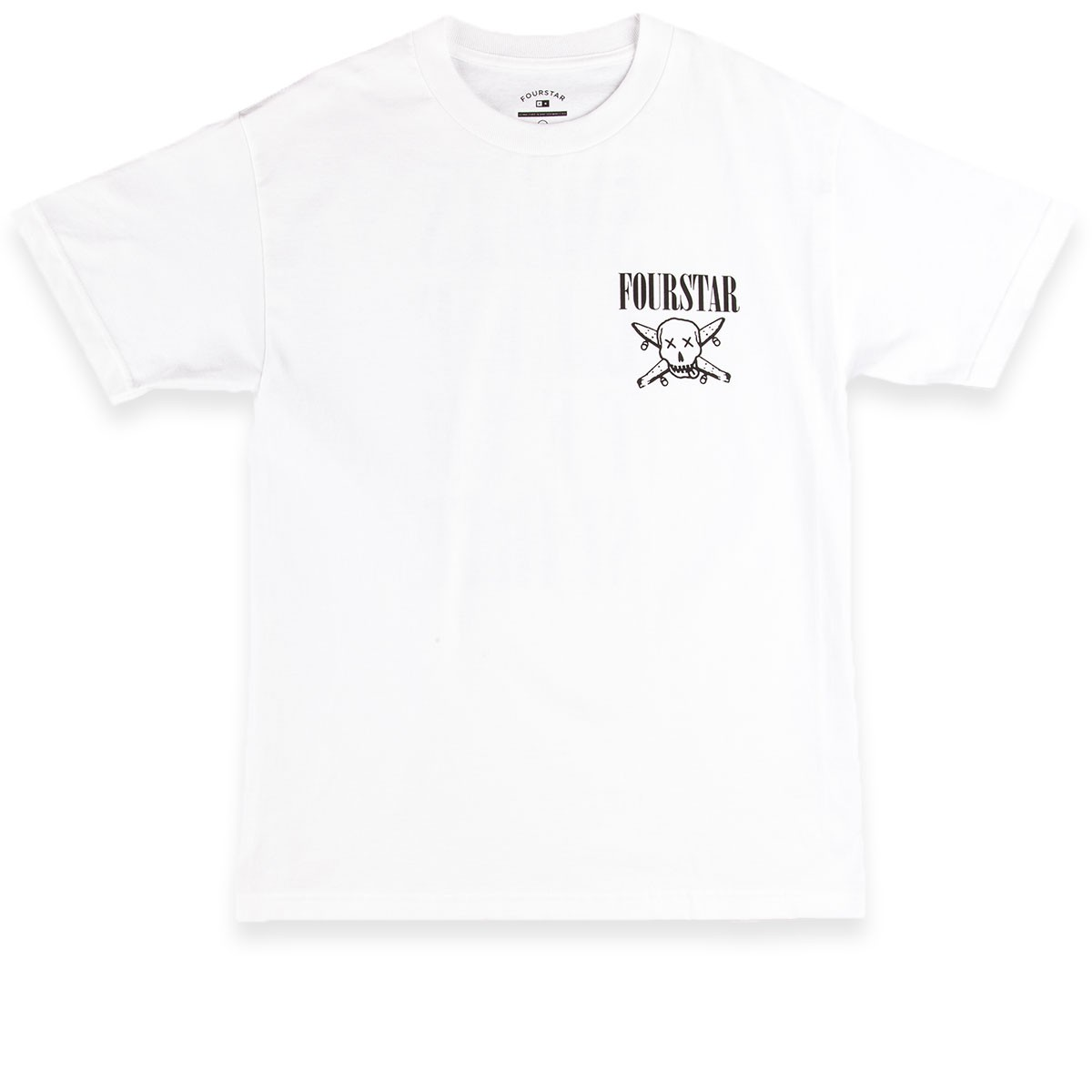 Fourstar Team Spirit T-Shirt - White