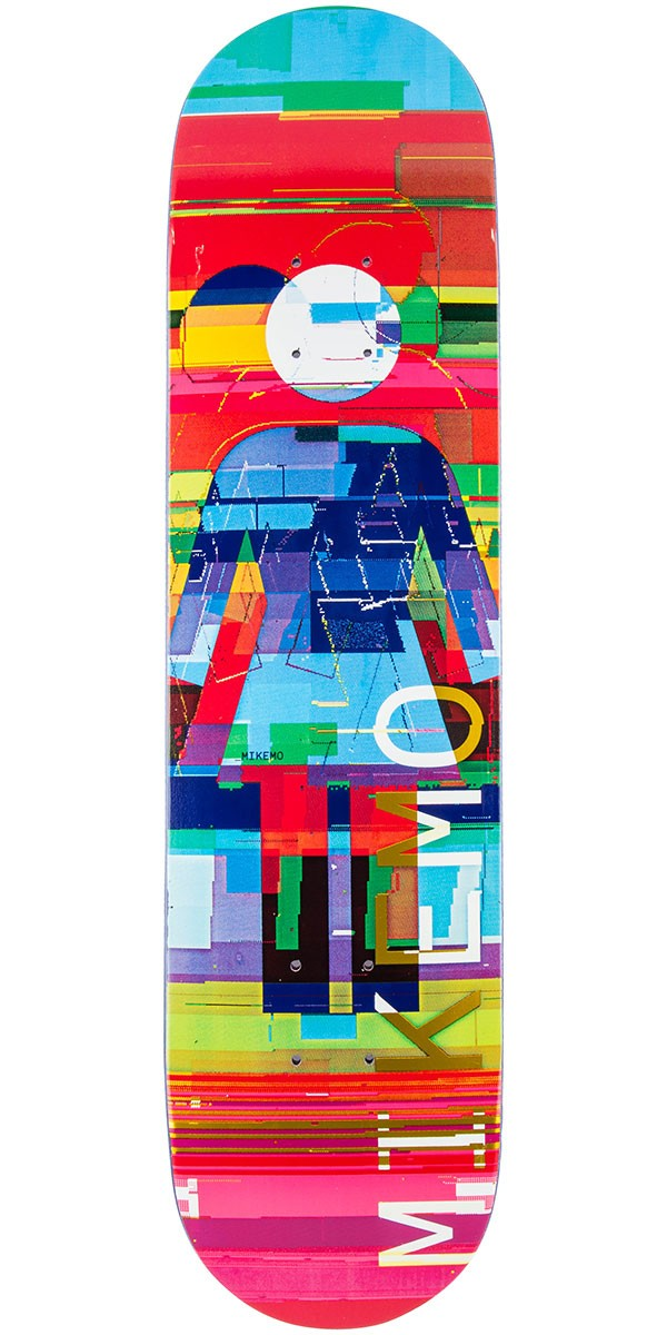 Girl Mike Mo Glitch Skateboard Deck - 7.75""