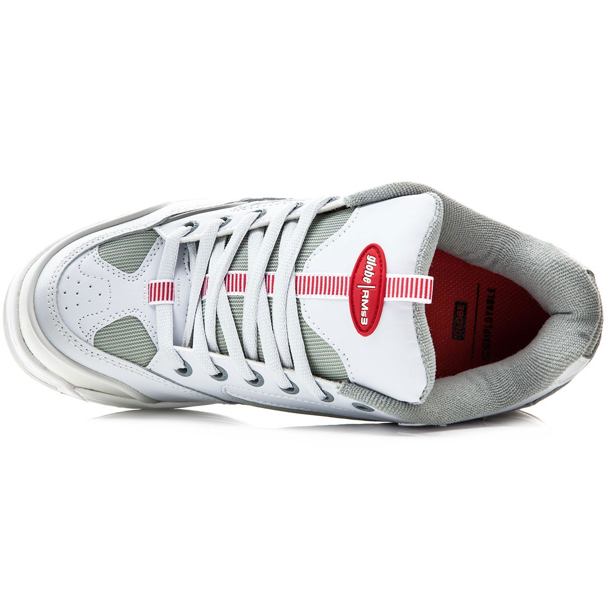 Globe RMs3 Classic Shoes - White White - 9.0 53111a2352f