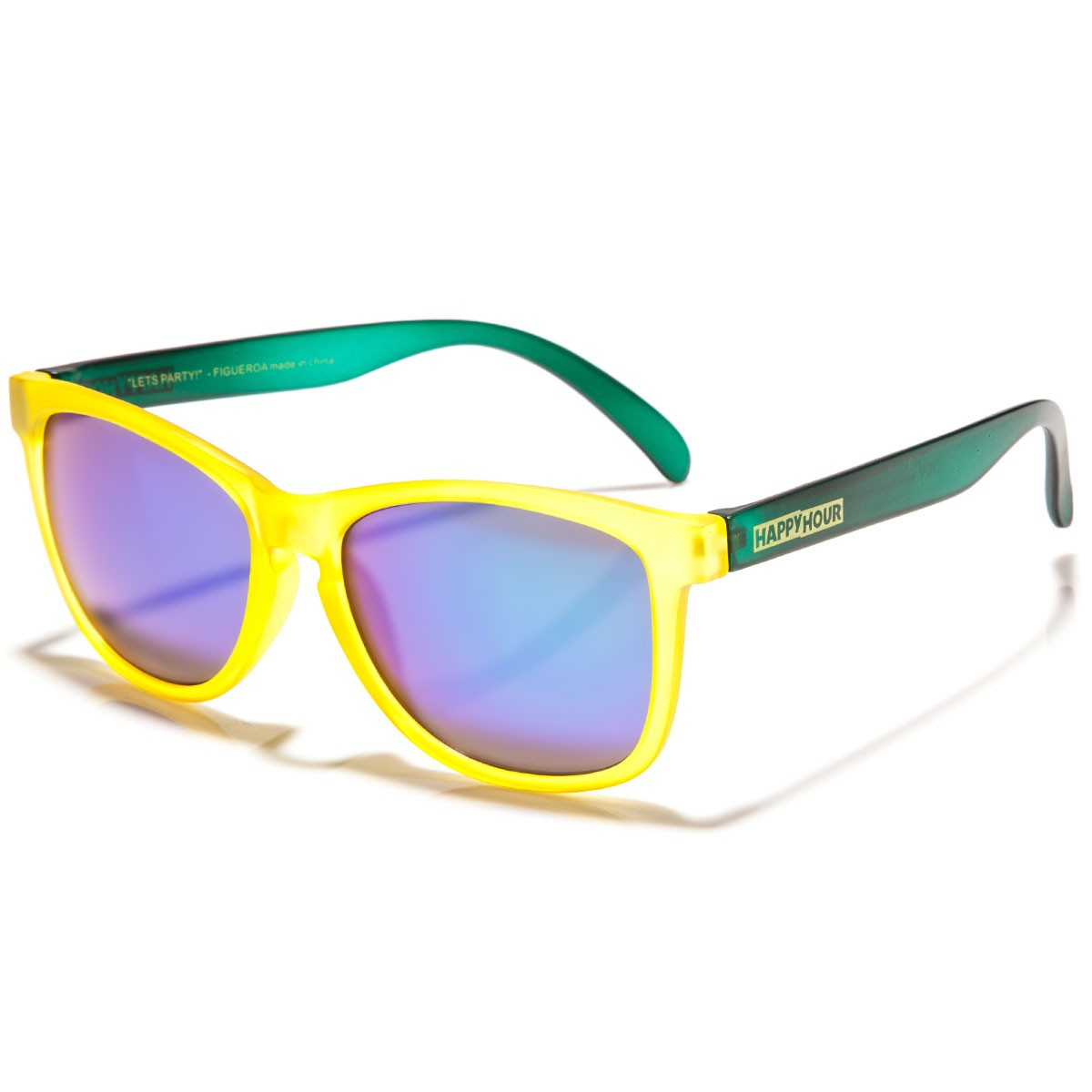 Happy Hour Figgy The Mambas Sunglasses - ICV