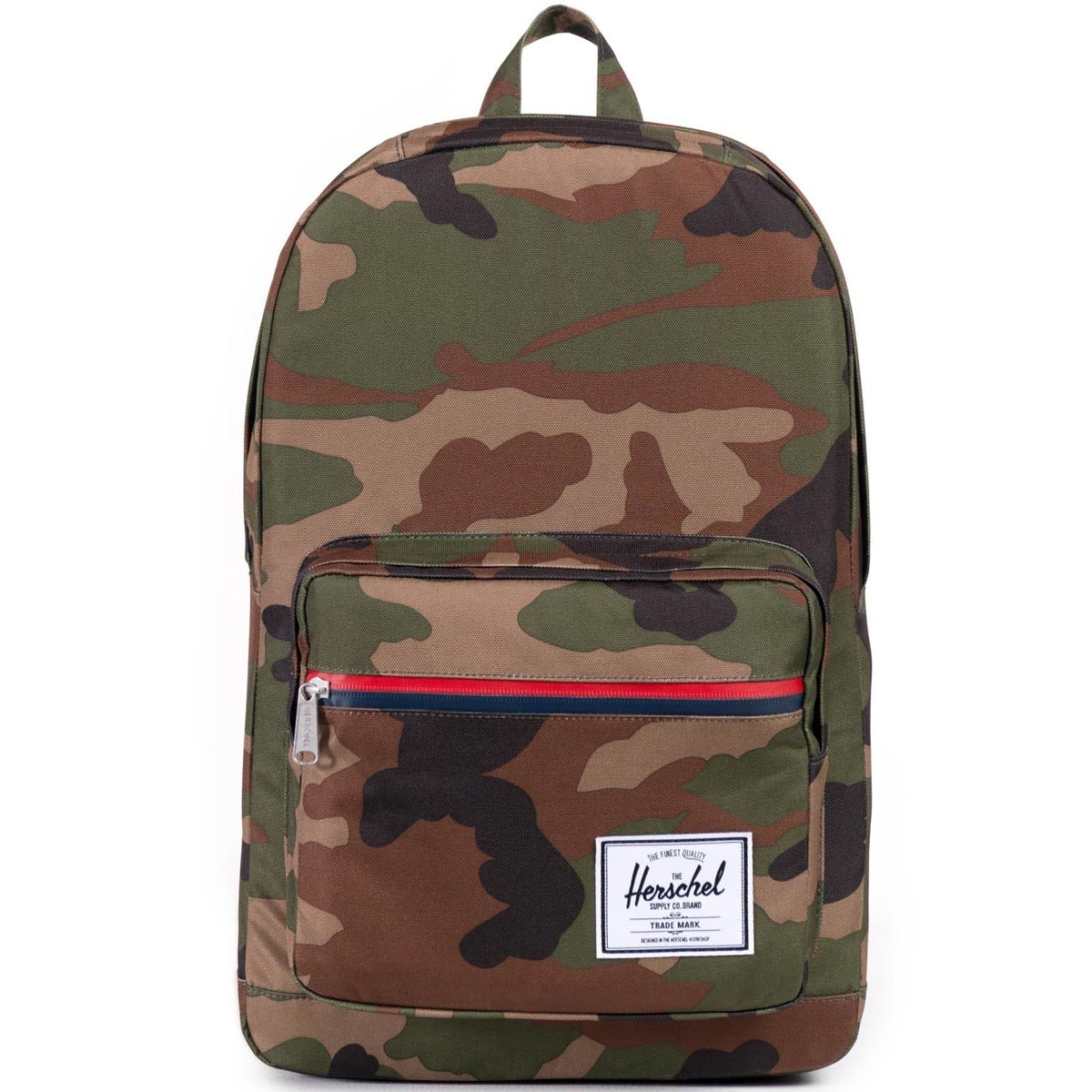 Herschel Pop Quiz Backpack Camo