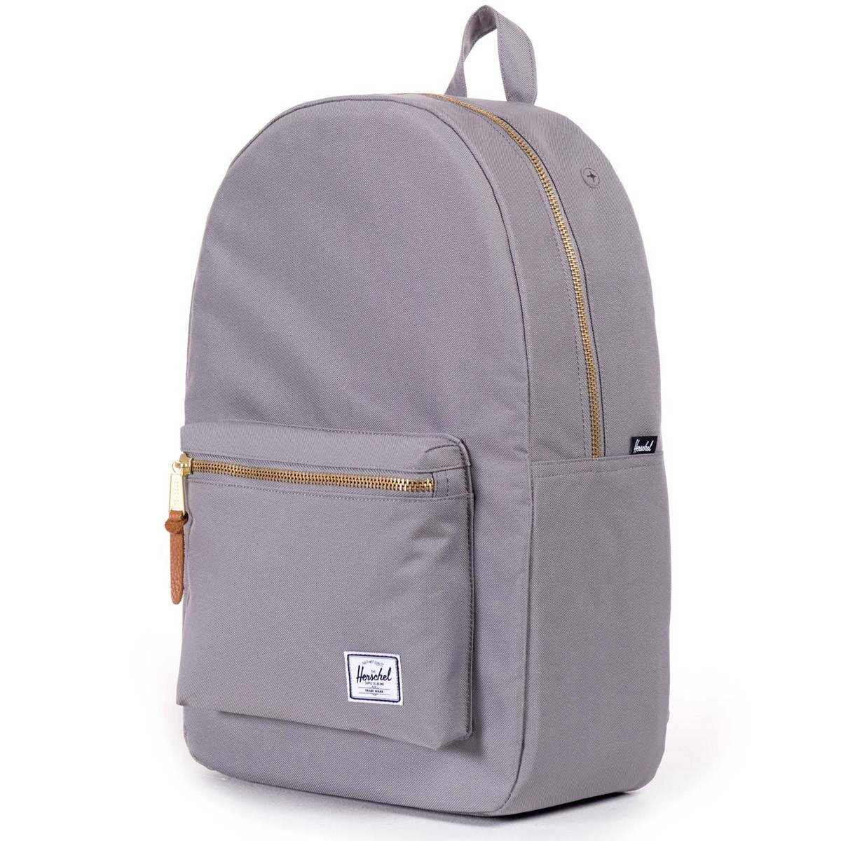 herschel settlement backpack grey. Black Bedroom Furniture Sets. Home Design Ideas