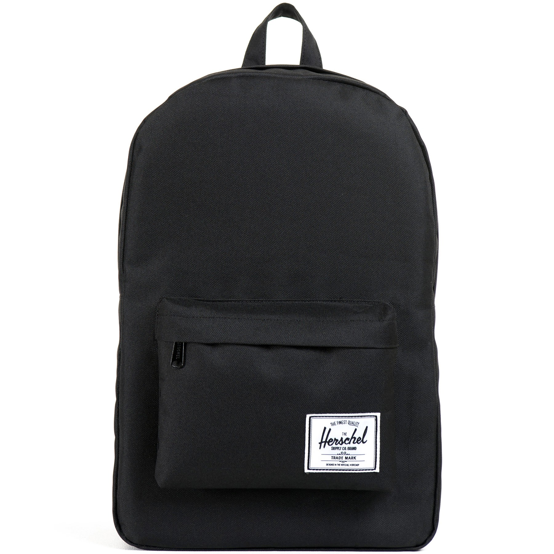 herschel supply classic backpack black. Black Bedroom Furniture Sets. Home Design Ideas