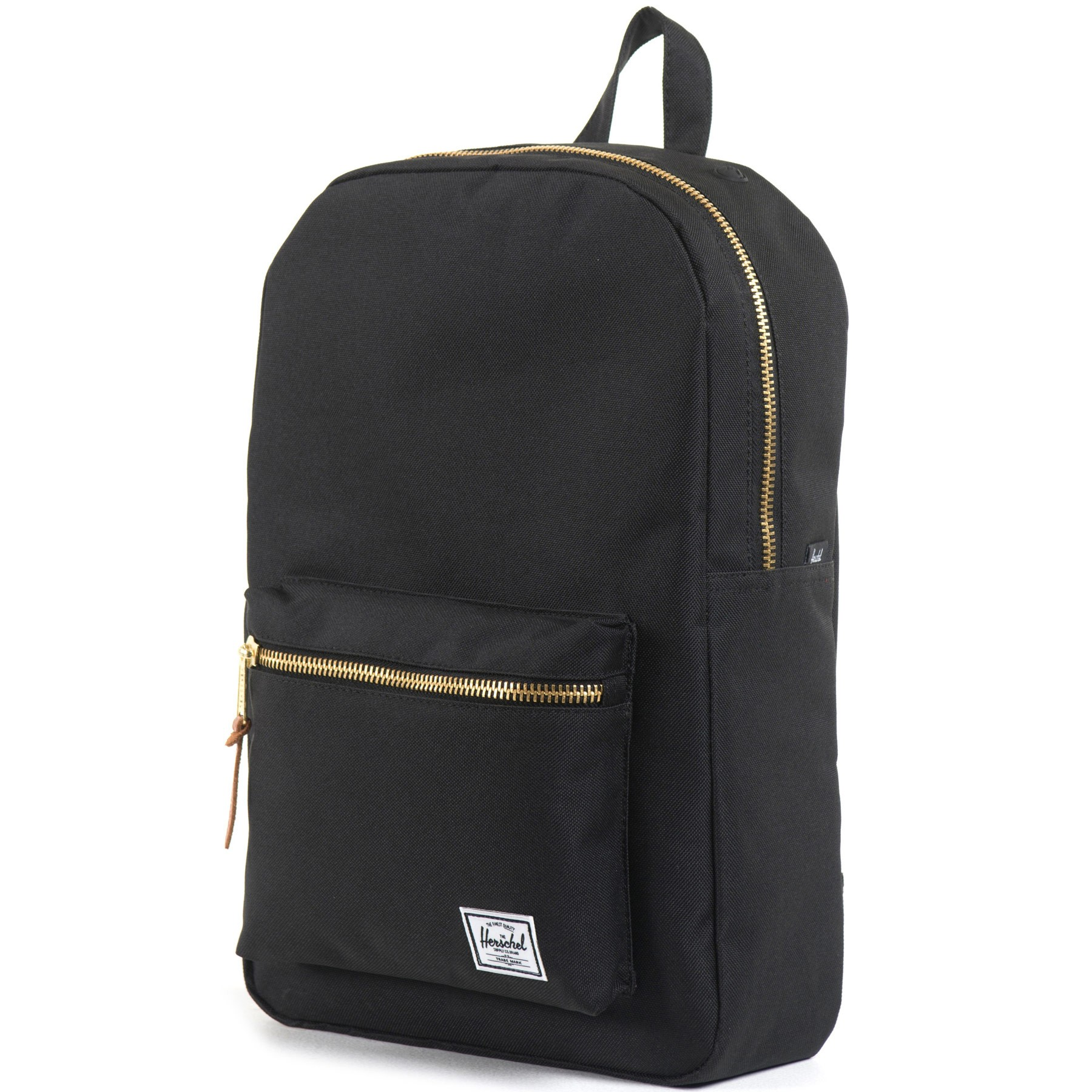 herschel supply settlement backpack black. Black Bedroom Furniture Sets. Home Design Ideas