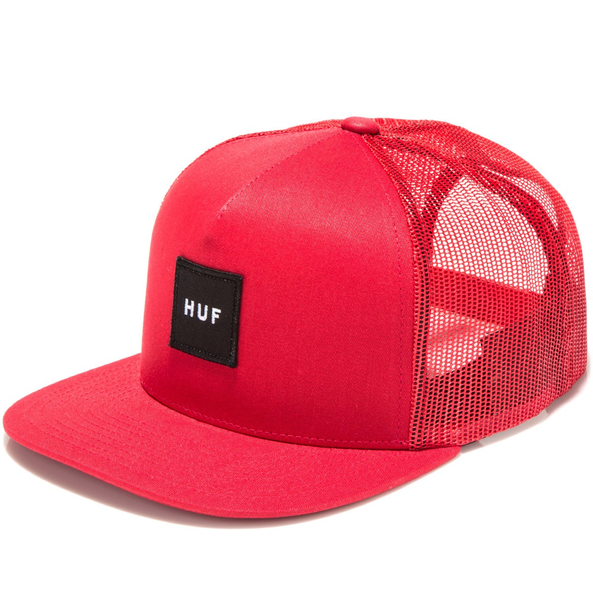9c050a92277 ... coupon huf box logo trucker hat faf1f 9d40d