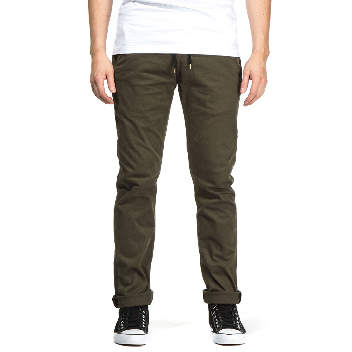 Imperial Motion Chapter Chino Pants - Olive