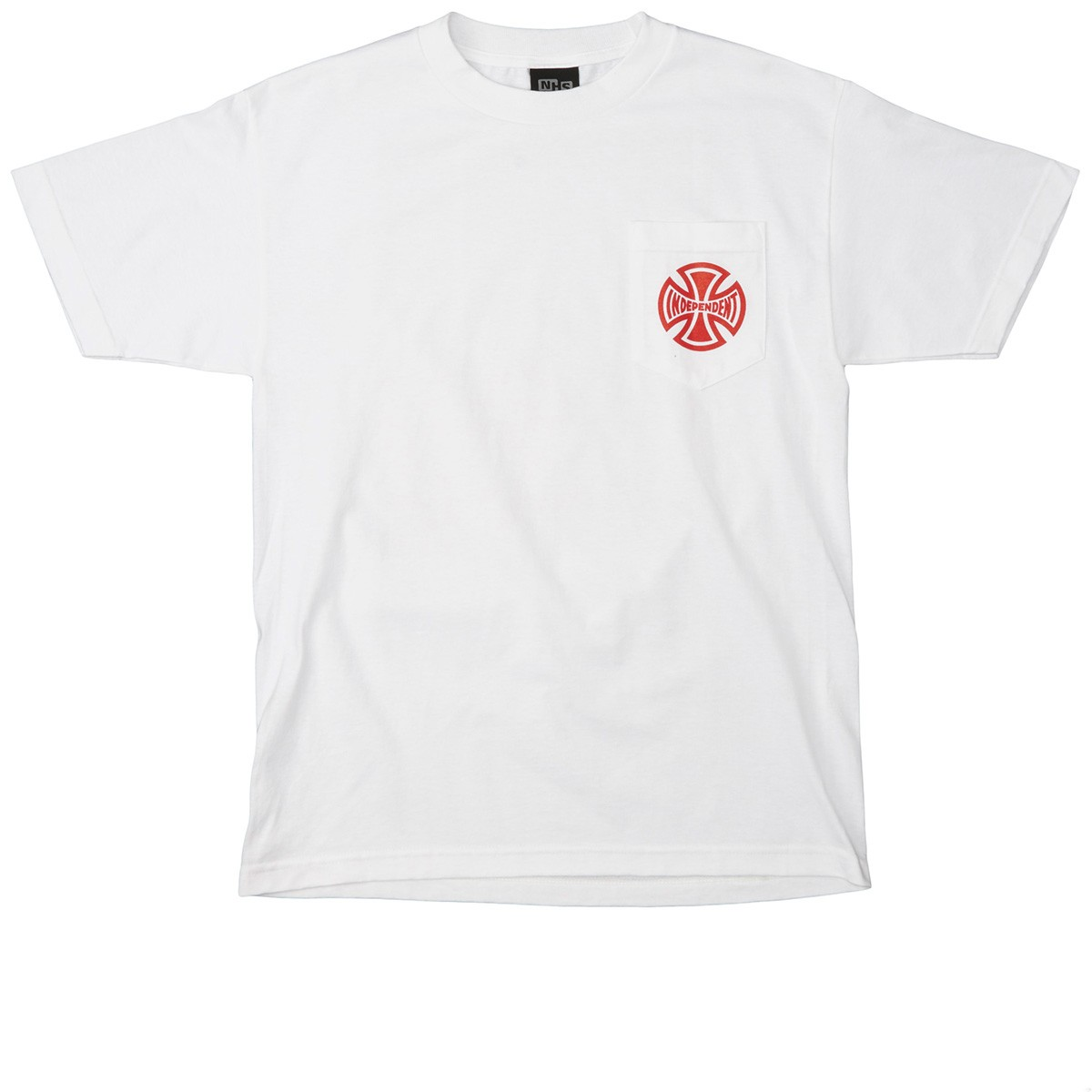 Independent Static Pocket T-Shirt - White