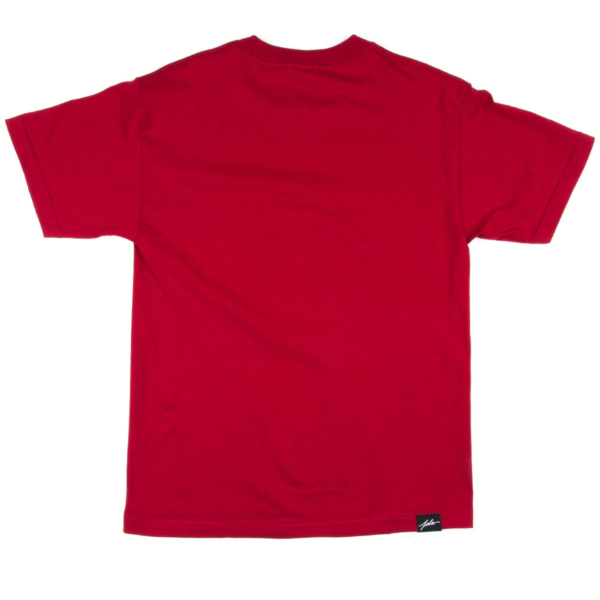 Jslv jax t shirt cardinal for Cardinal color t shirts