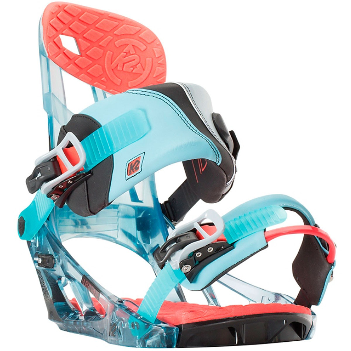 Best Snowboard Bindings: K2 Hurrithane Snowboard Bindings 2016