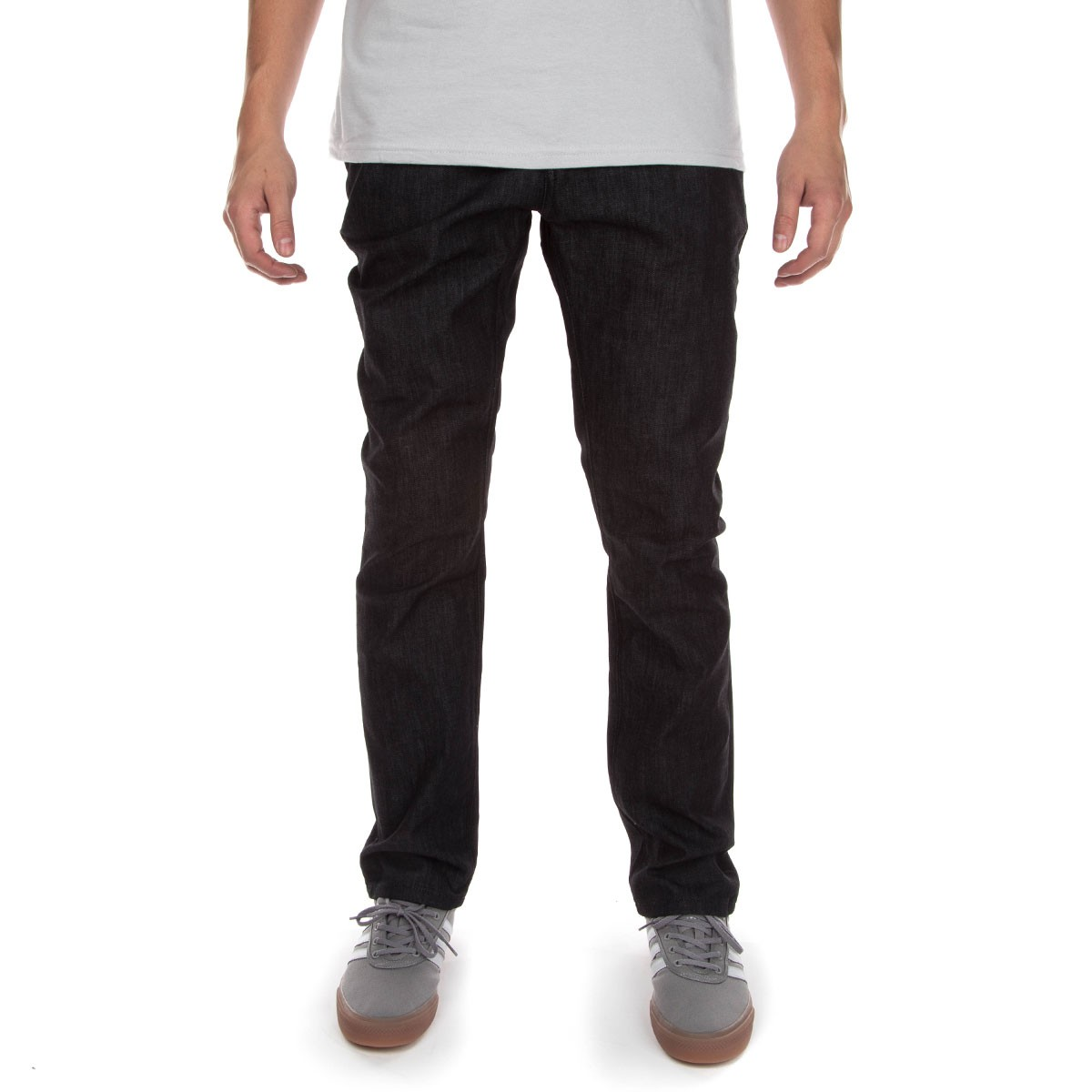 KR3W Klassic Pants - Raw Black