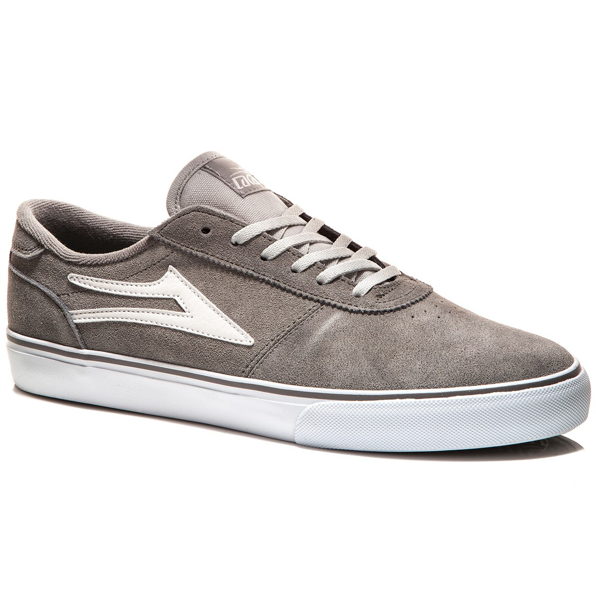 Lakai Manchester Shoes - Grey Suede - 8.0