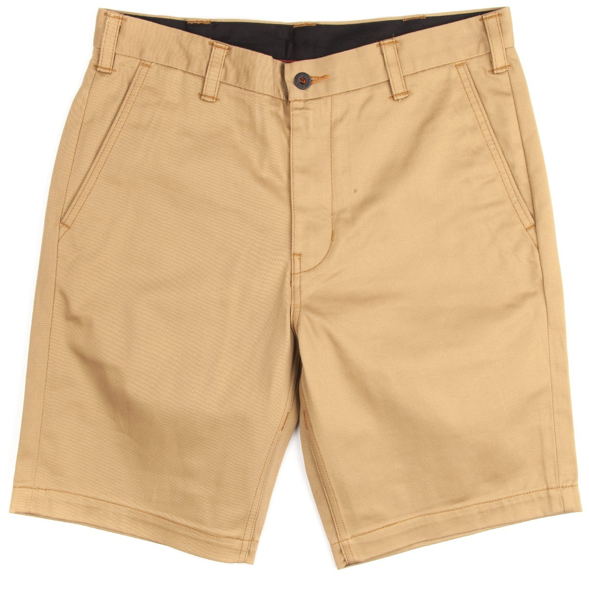 Work Shorts - Harvest Gold Twill