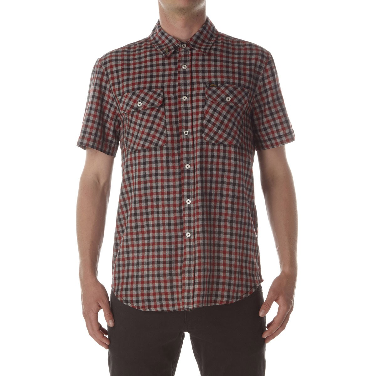 Loser Machine Aston Shirt - Red