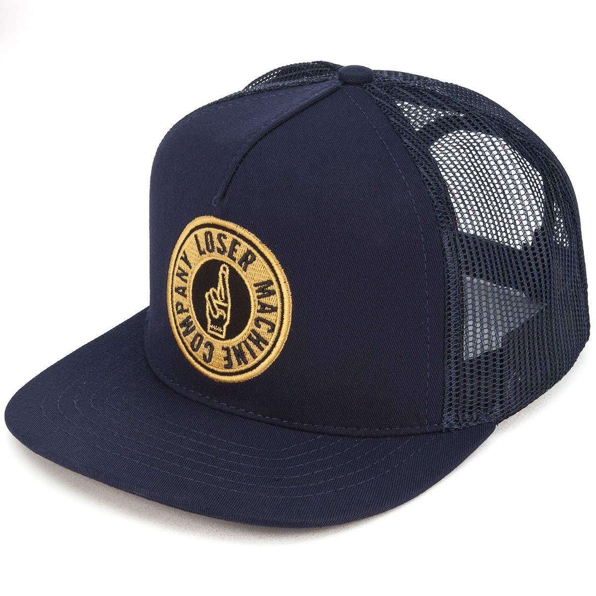 Loser Machine Sui-Trucker Hat - Navy 8d57114e5de