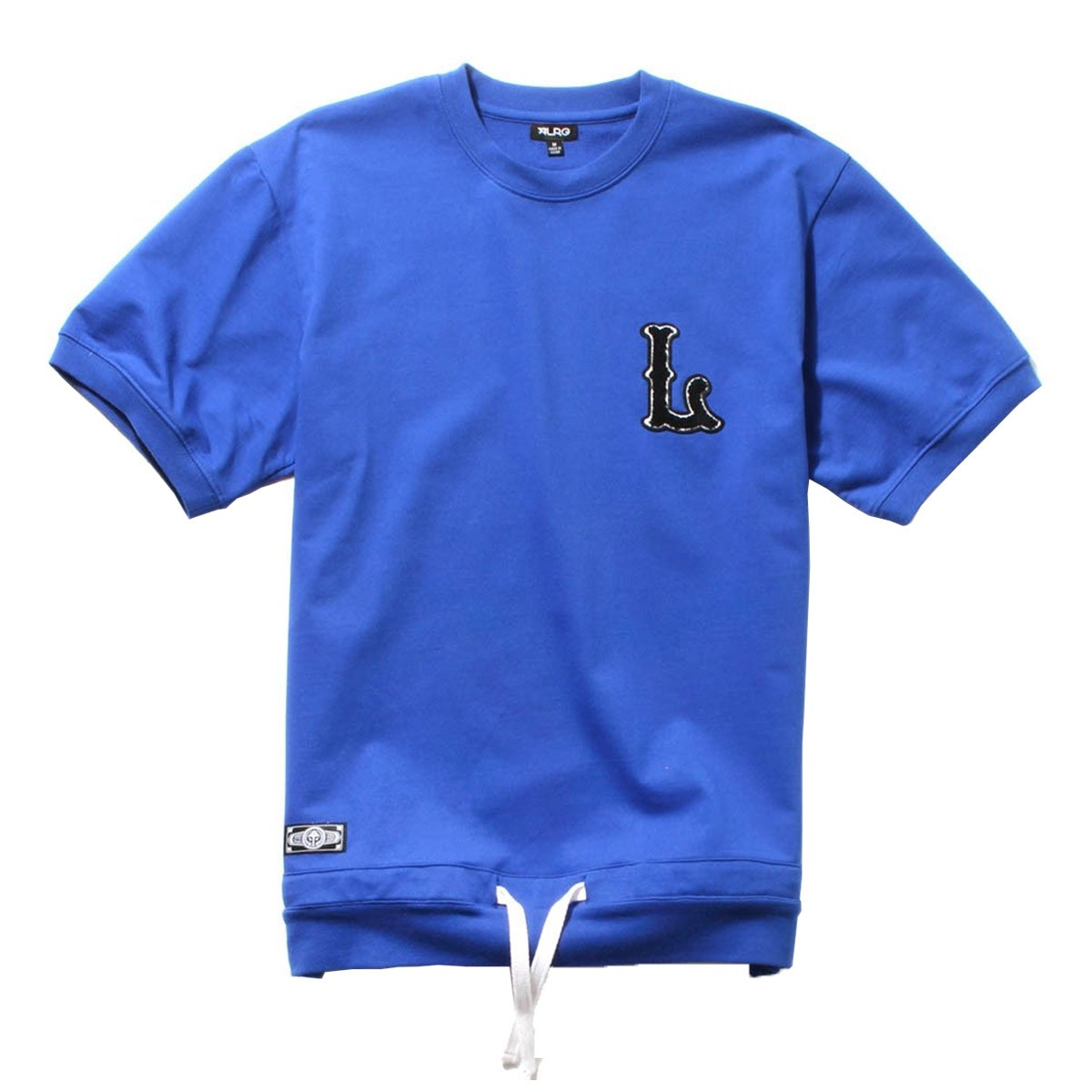 LRG Baro Knit T-Shirt - True Blue