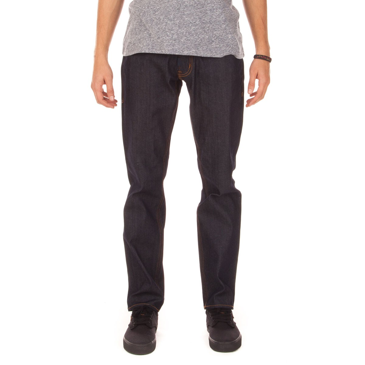 LRG RC True Tapered Jeans - Dry Indigo