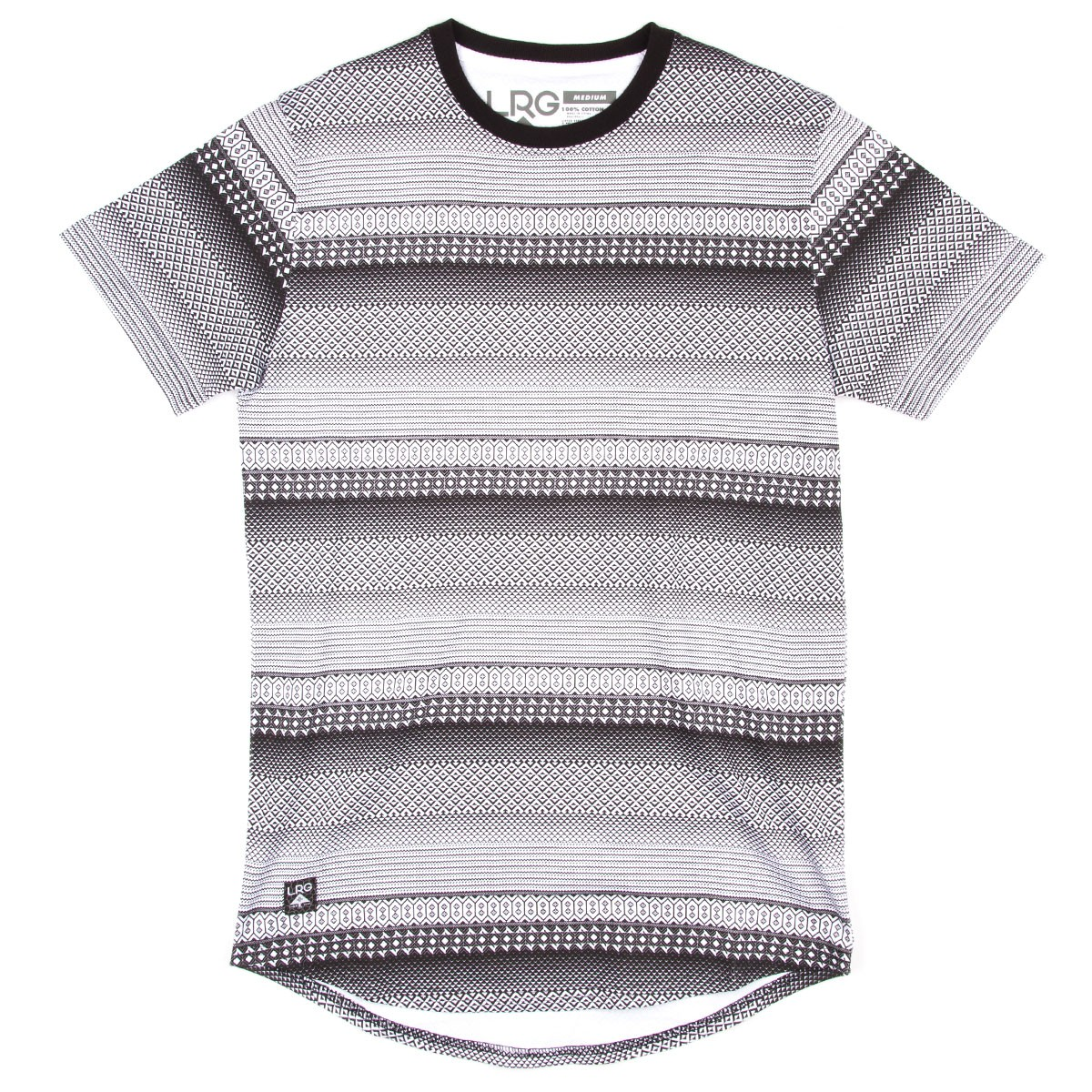 LRG Slim Fit Scoop T-Shirt - Cold Winter