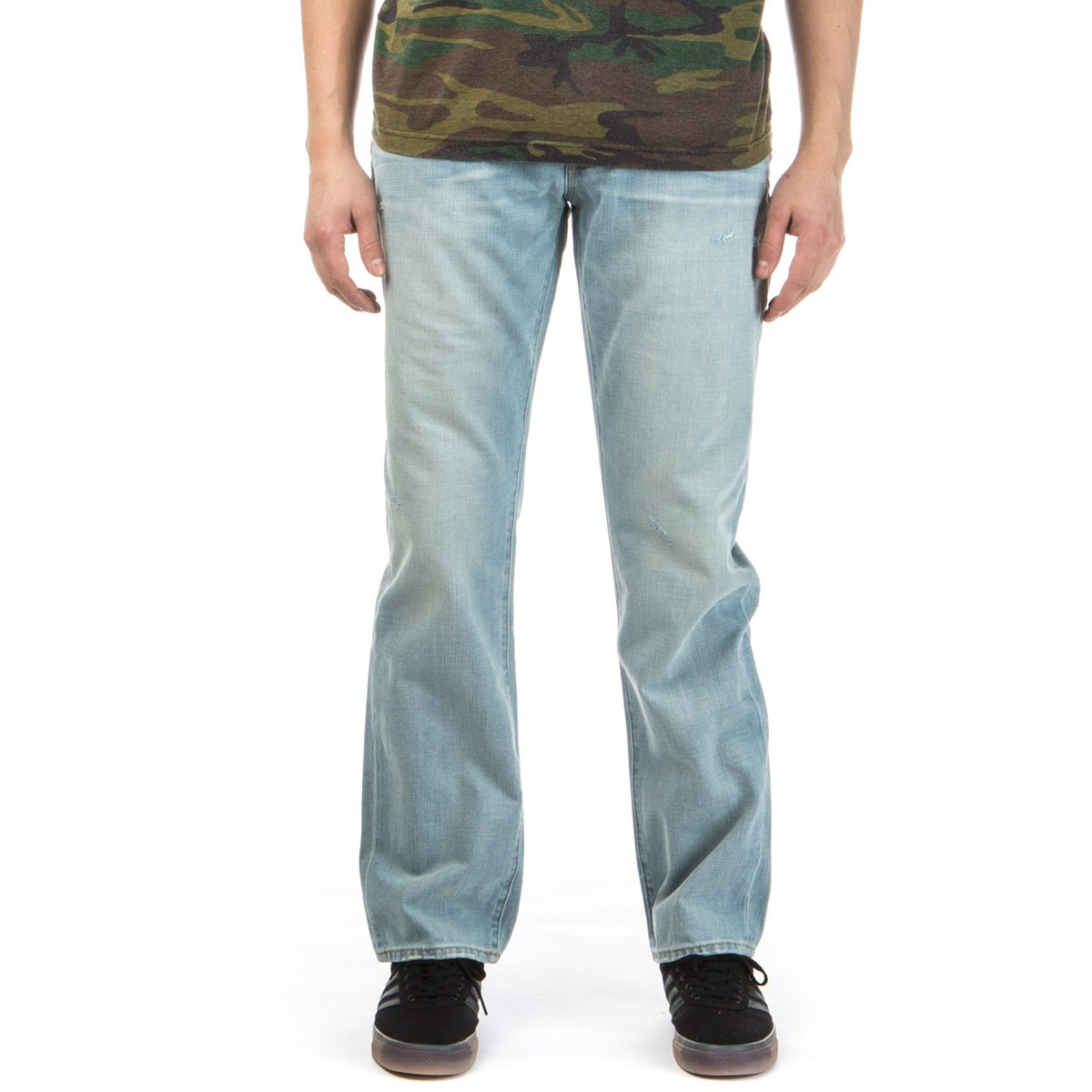 LRG True Straight Fit Jeans - Sun Bleached