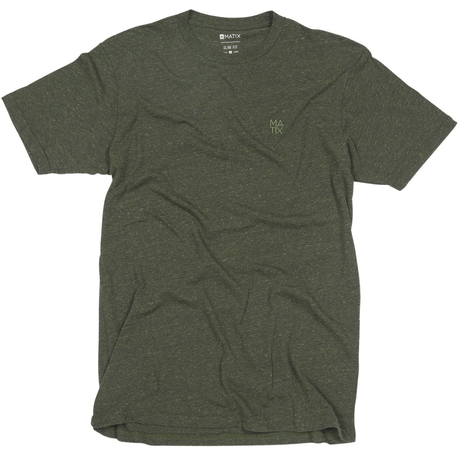 Matix Monostack T-Shirt - Military Green
