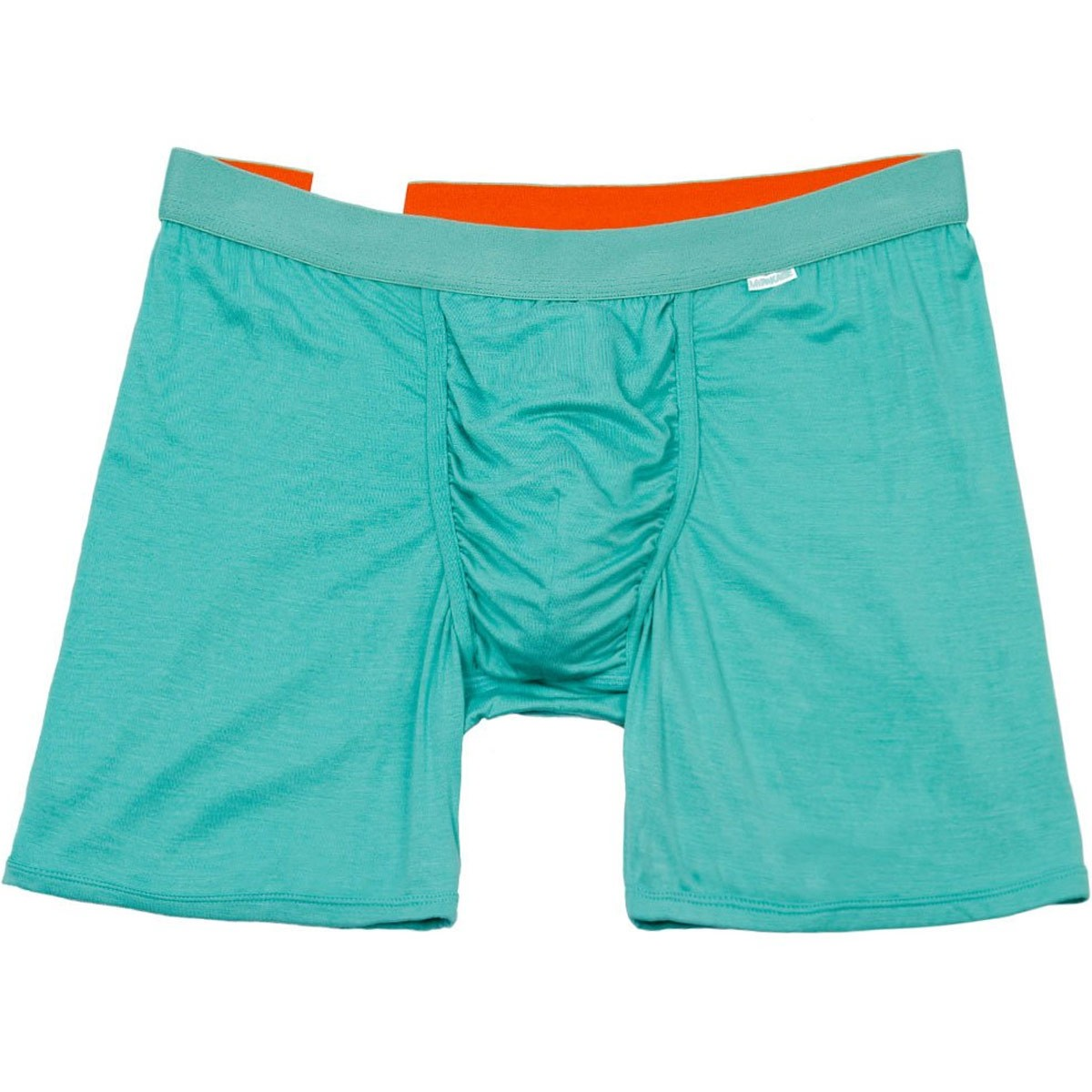 MyPakage Weekday Boxer Brief - Seafoam/Seafoam/Orange