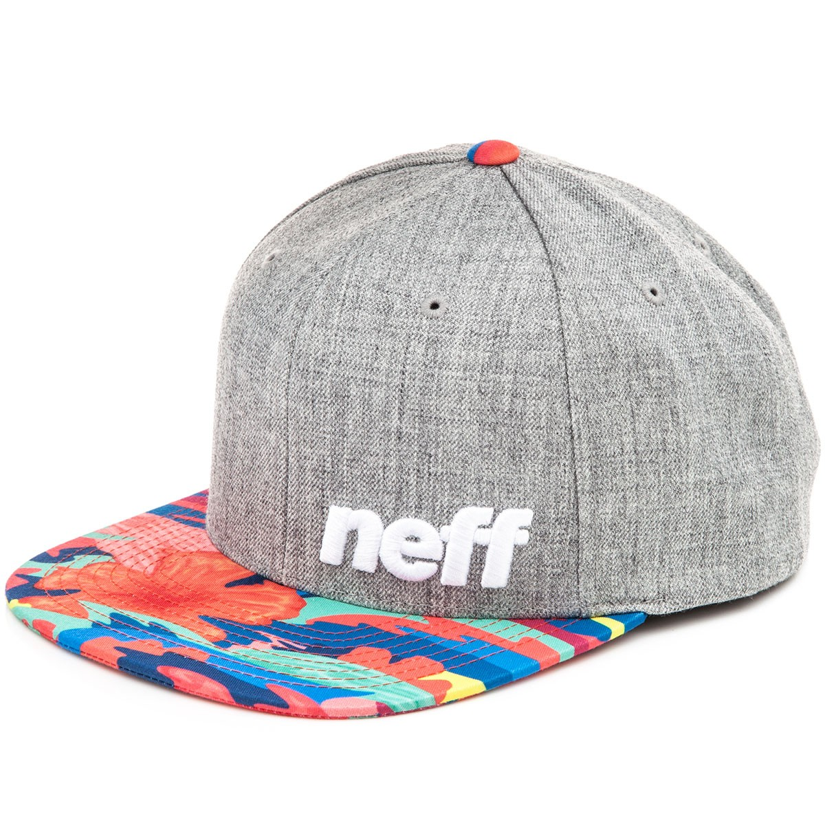 Neff Daily Pattern Hat - Heather/Tropic