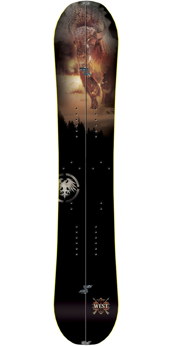 acd59784213 Never Summer West Split Snowboard 2018