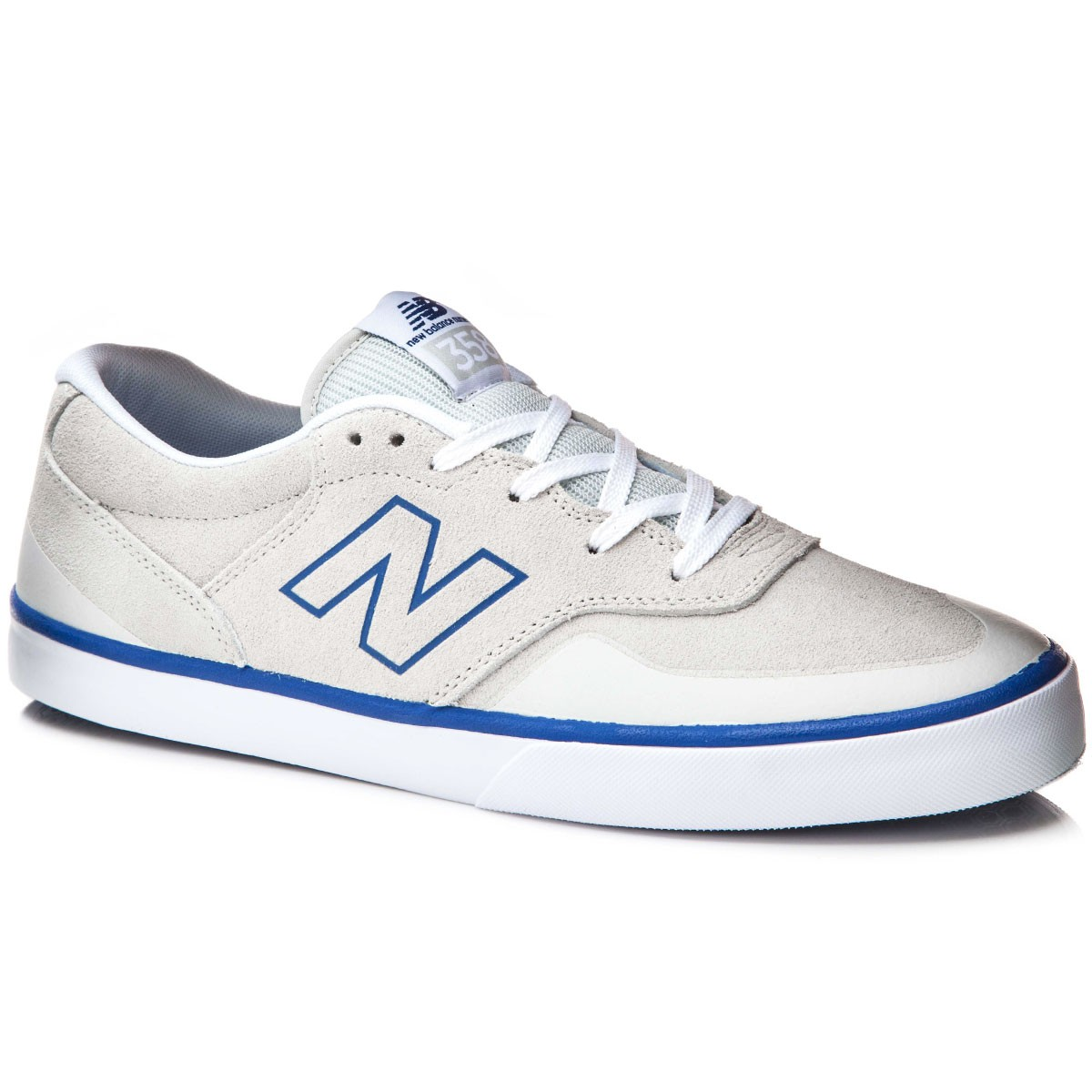 New Balance Arto 358 Shoes - White - 8.0