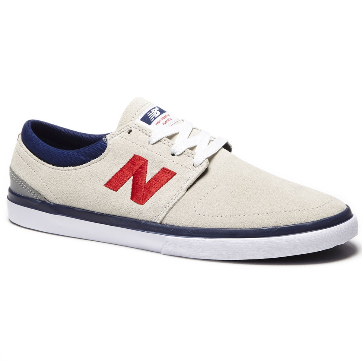 New Balance Brighton 344 Shoes - White/Blue - 8.0