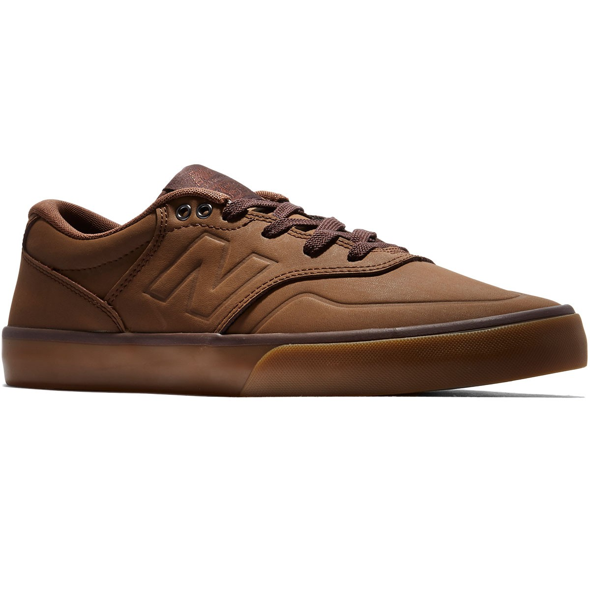 New Balance Arto 358 Shoes - Saddle/Gum - 8.0