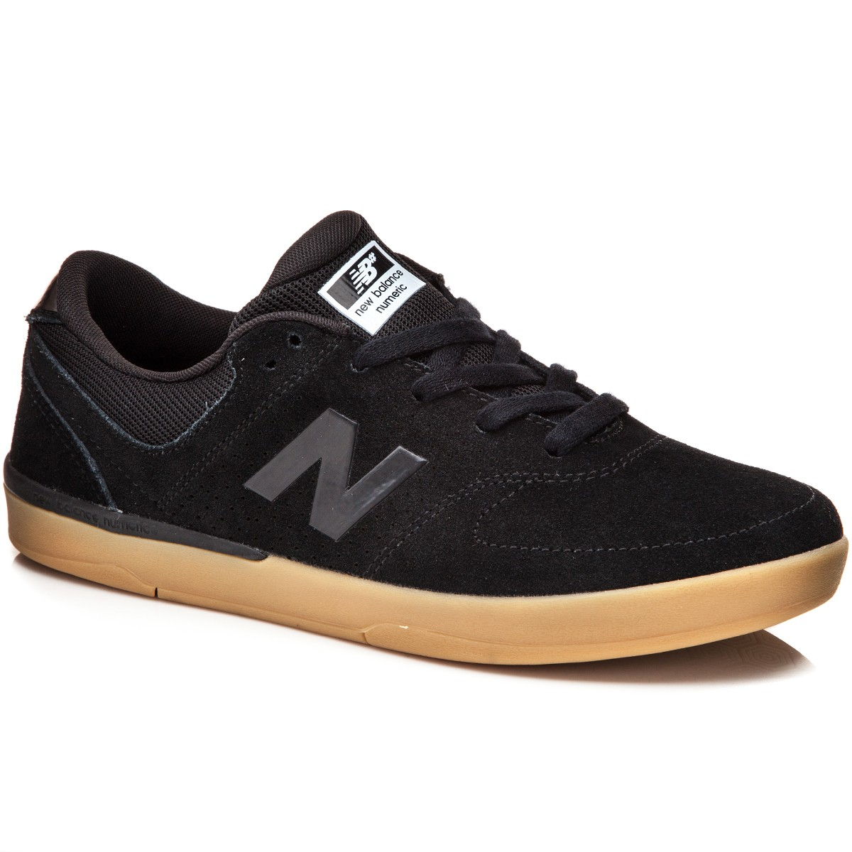 04f75ac64147 New Balance PJ Stratford 533 Shoes - Black Gum - 6.0