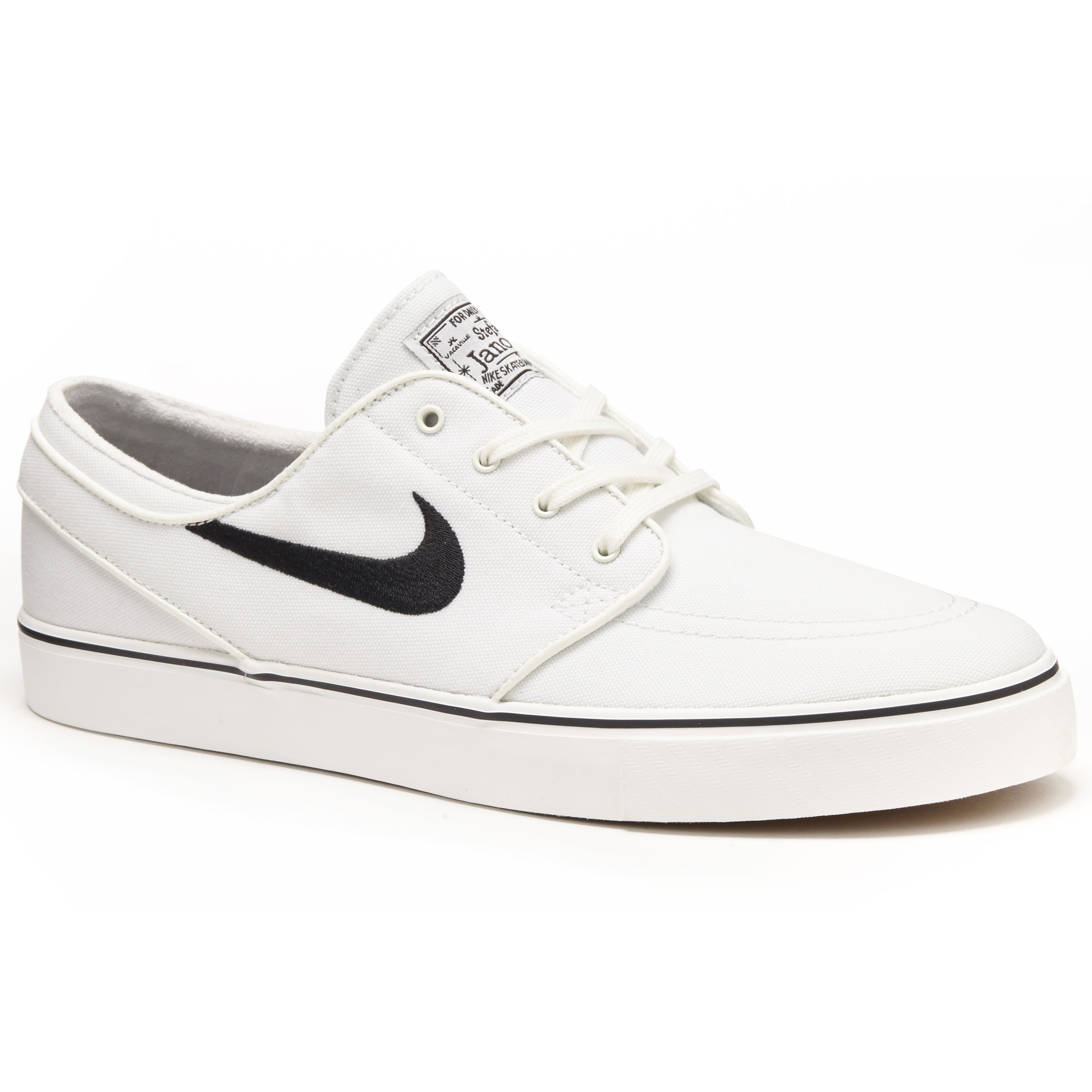Nike Shoe Brown Canvas