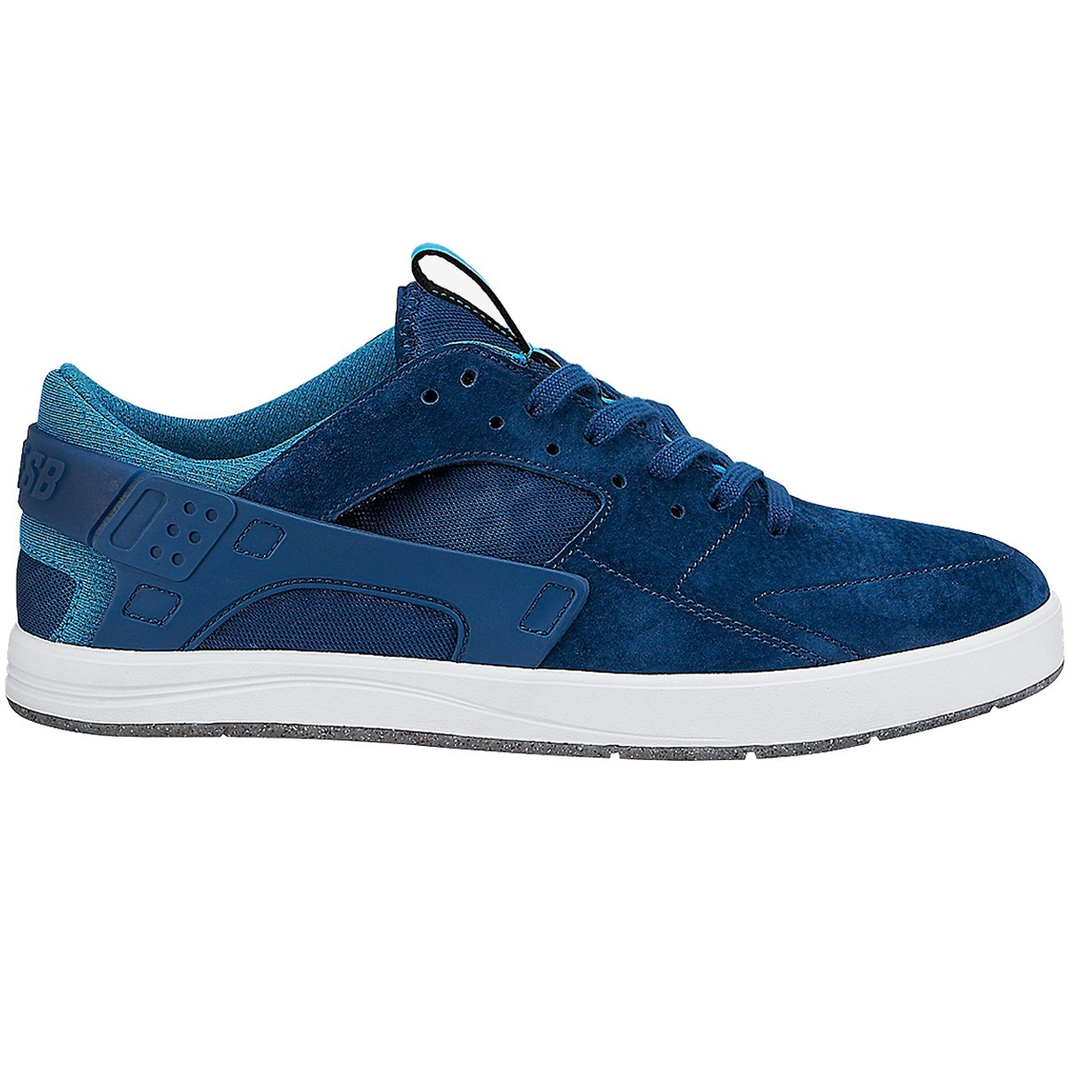 8a252512f70e Nike Eric Koston Huarache Shoes - Blue Force White Blue Lagoon - 14.0