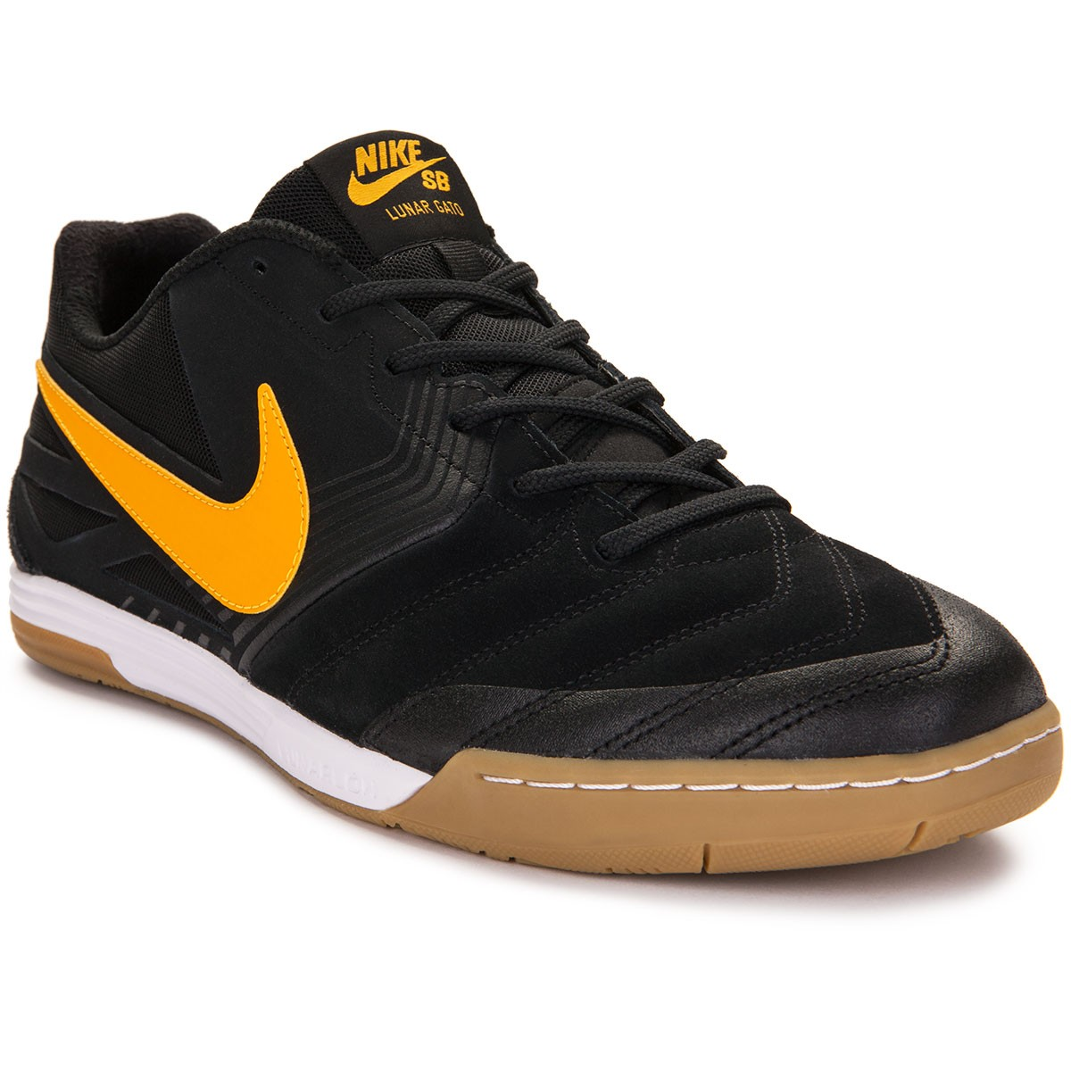 new product c2f0f 7bb93 nike lunar gato safari indoor soccer shoes