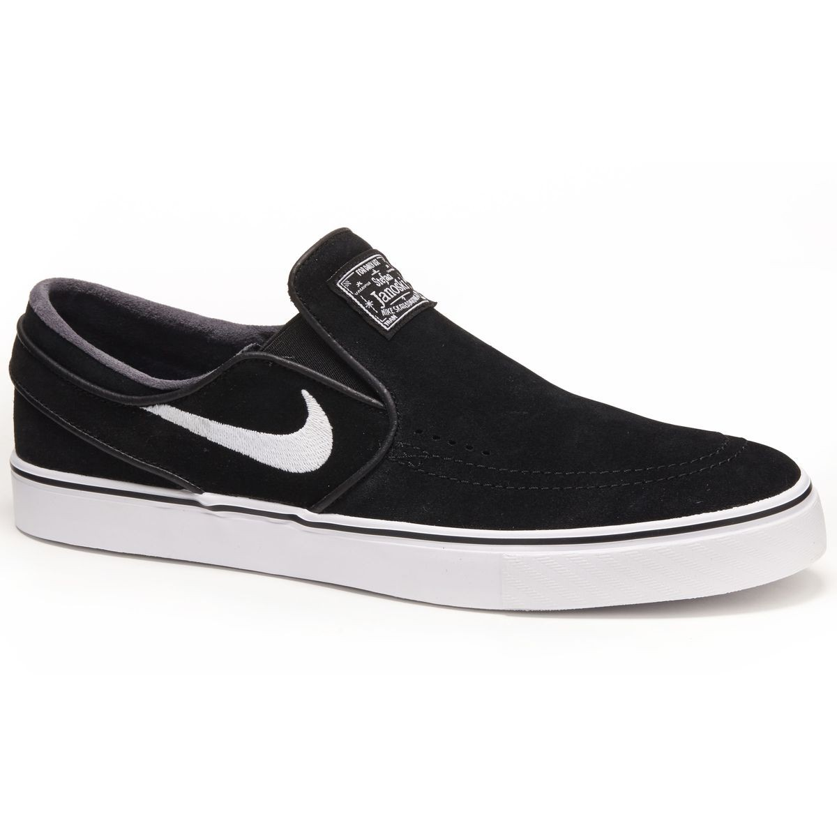 Nike Stefan Janoski Slip Shoes Blue