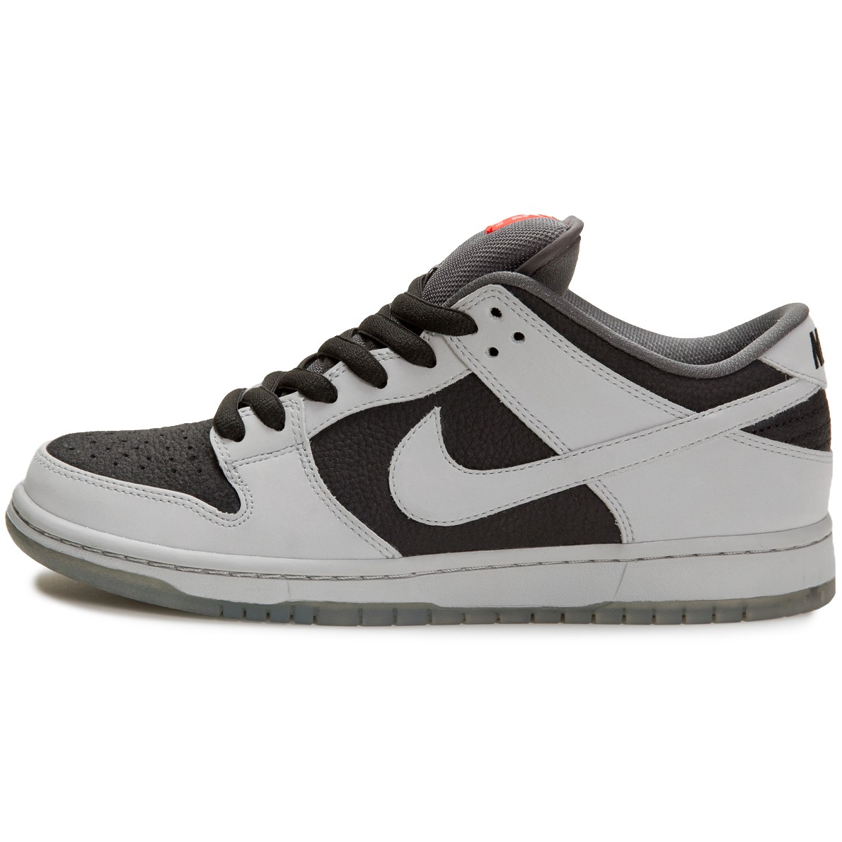 size 40 54d34 bee72 Nike SB x Atlas 35mm Dunk Low Premium Shoes - Wolf Grey Black Red
