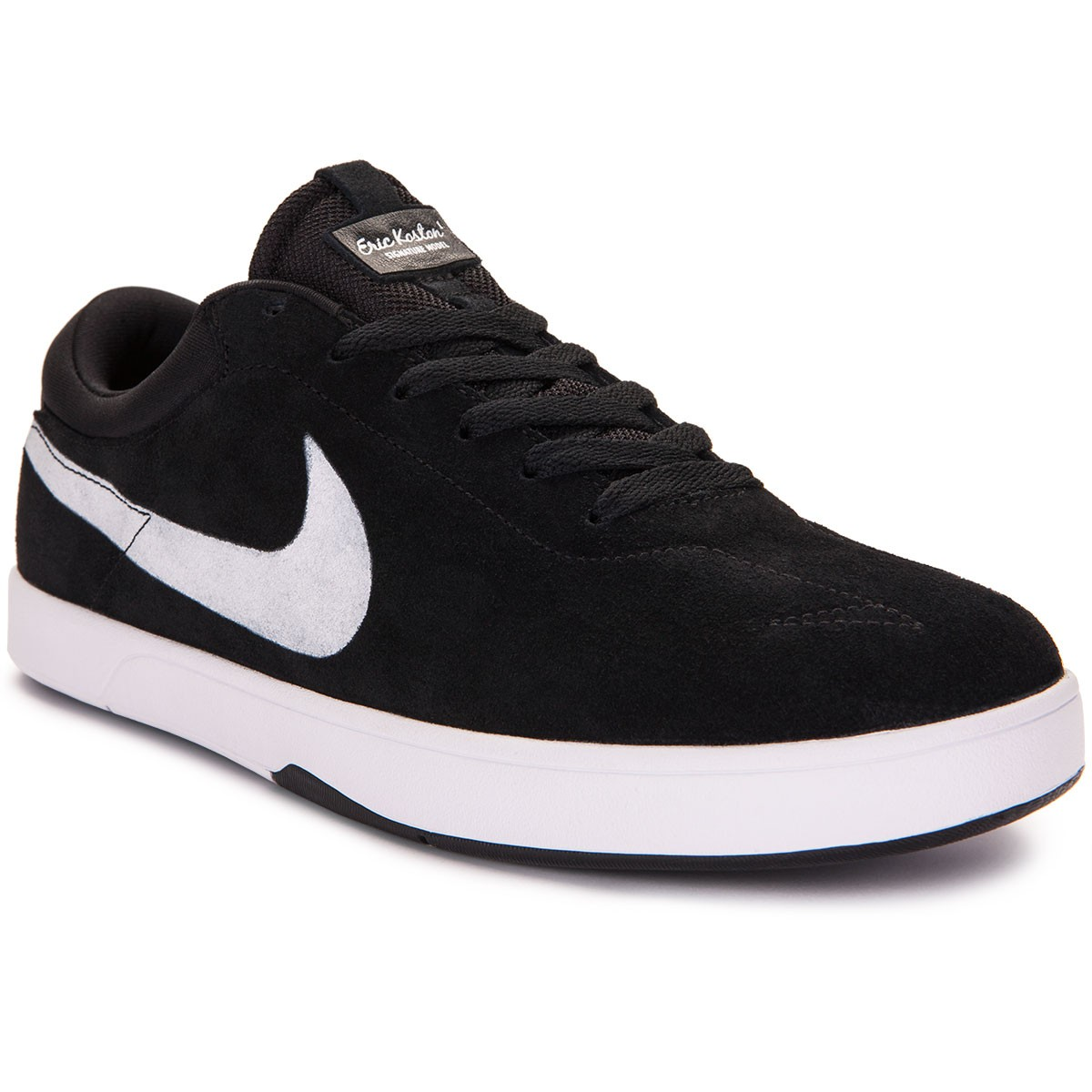 3c545cd84e0 Nike SB Eric Koston SE Shoes - Black White - 10.0