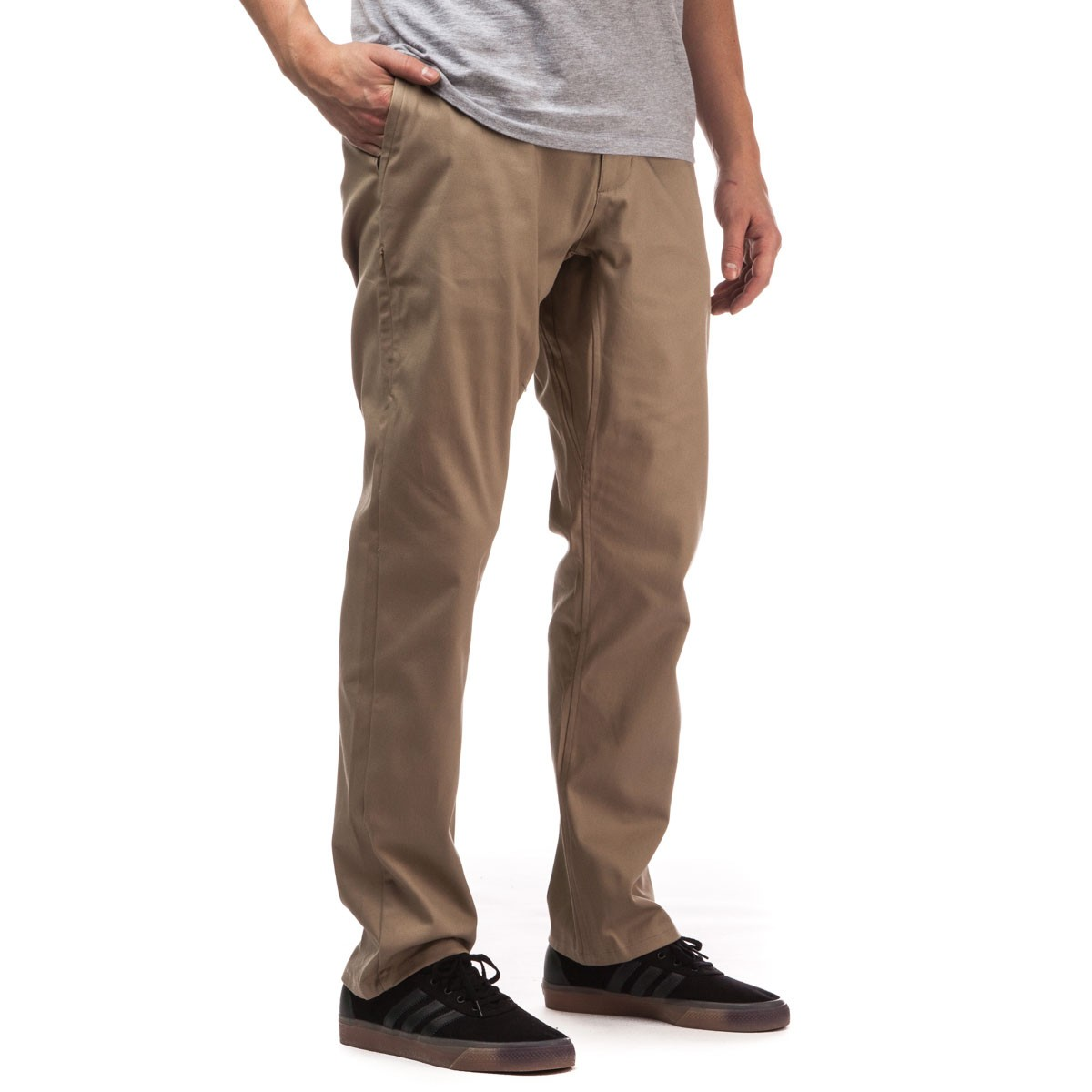 f910cd81fefb3 Nike SB FTM Chino Pants - Khaki - 34 - 32