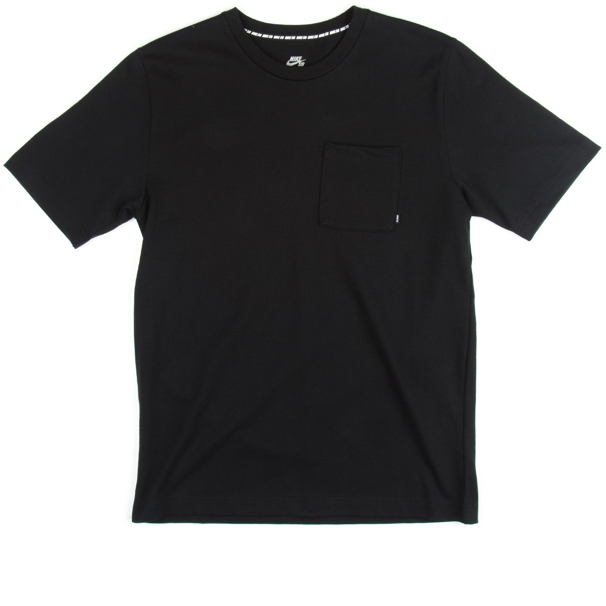Nike sb heavy weight cotton t shirt black for Name brand t shirts on sale